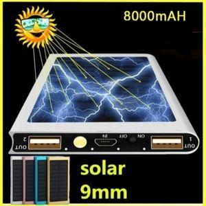Solar Battery Power Bank